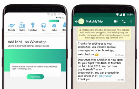 whatapp AI For India, exclusive whatsapp for business for uae