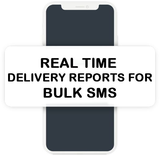 SMS delivery report