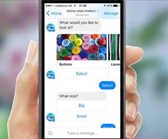 whatapp chatbot for retail & e-commerce